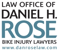 The Law Office of Daniel H. Rose Logo